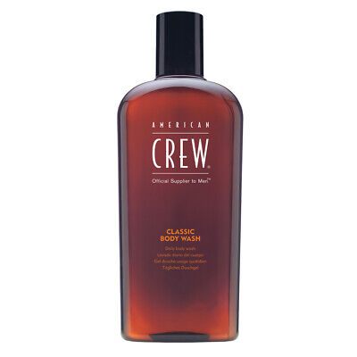 (33,31€/L)American Crew Classic Body Classic Body Wash Duschgel für Männer 450ml