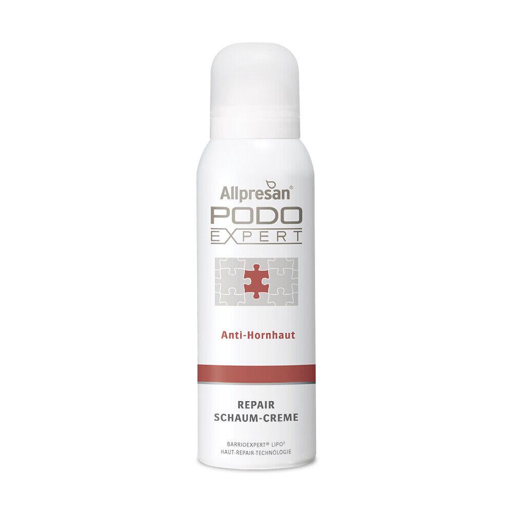 Allpresan Podoexpert Repair Schaum-Creme Anti Hornhaut 125ml
