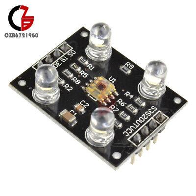 Tcs230 Tcs3200 Color Recognition Sensor Detector Module 3v-5v For Arduino Mcu