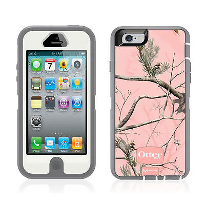 New OtterBox Defender Series Case For Apple iPhone 5/5s/SE AP Camo  - No Holster