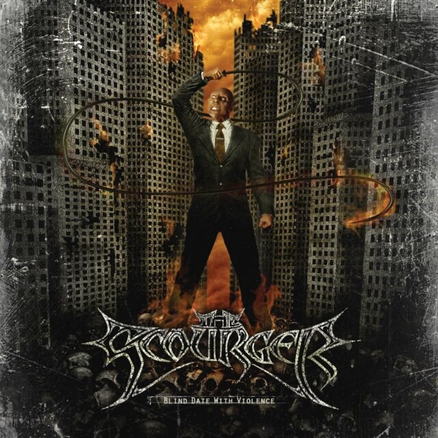 The Scourger - Blind Date With Violence  CD