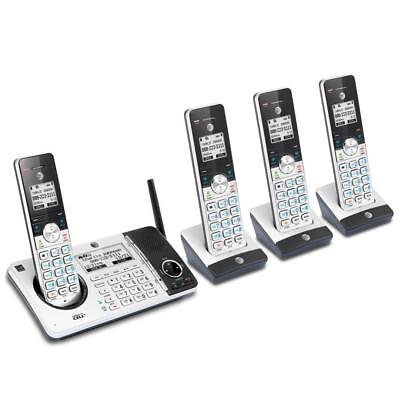 AT&T 4-Handset Connect-to-Cell Answering System with Caller ID/Call Waiting Caller Id Answering System