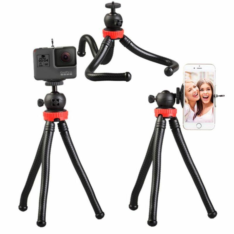 Portable Travel Gorilla Pod Octopus Stand Camera Holder Flex