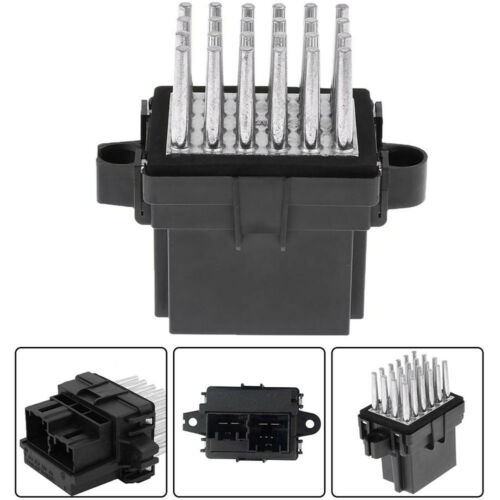 Details About A C Heater Blower Motor Resistor For 13501703 Chevy GMC Cadillac Saturn Buick 1P