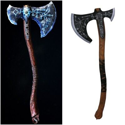 God Of Halloween (Game God of War Kratos Leviathan Axe Cosplay Prop Halloween Weapon)