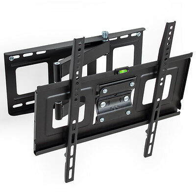 "Support TV mural orientable et inclinable LCD Plasma LED 3D 32"" à 55"" 81-140cm"