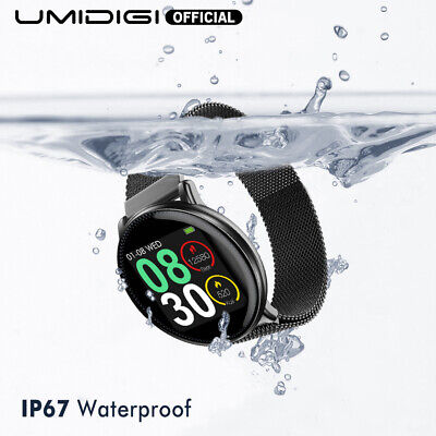 UMIDIGI Uwatch2 Smart Watch For Andriod, IOS Full Touch Screen Sport Monitor NEW