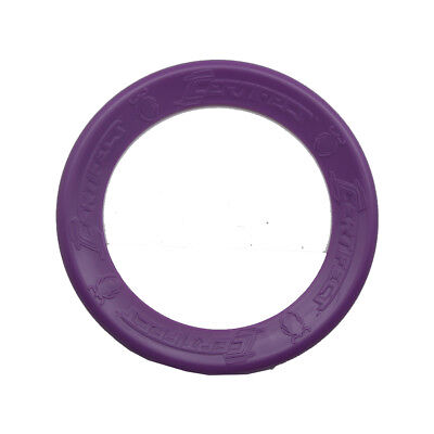 Flying Disc Toy (Flying Disc Long Distance, Flyer Dog Toy, Frisbee for Medium Large Dog Chew)