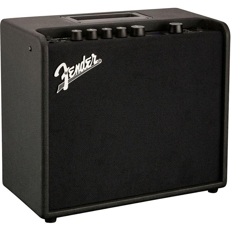 Fender Mustang LT25 25W 1x8 Guitar Combo Amp Black