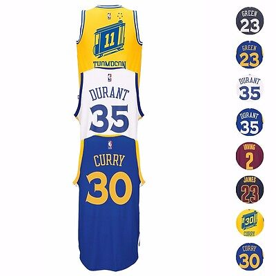 Nba Adidas Golden State Warriors   Cleveland Cavaliers Swingman Jersey Mens