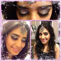 Middle Eastern, Indian, Make-up Services