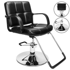Classic Hydraulic Barber Chair Salon Beauty Shampoo Hair Styling Equipment - BRAND NEW - FREE SHIPPING