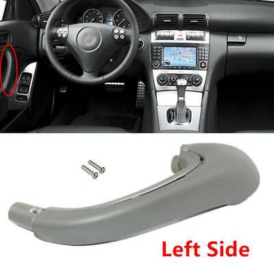 Front Left Interior Door Pull Handles Gray for Benz W203 C-Class/C230 03-2007 XE