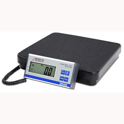 Detecto Dr400 Low Platform Scale-400 Lb Capacity