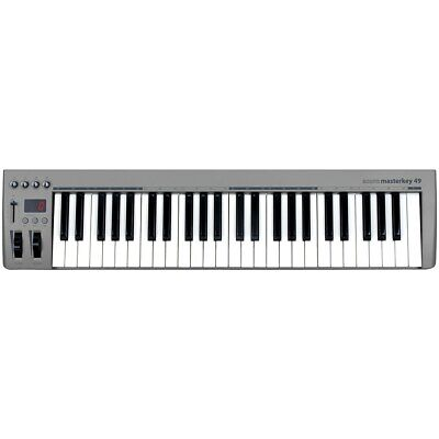 Acorn Instruments Masterkey 49 USB MIDI Controller Keyboard 49-Key
