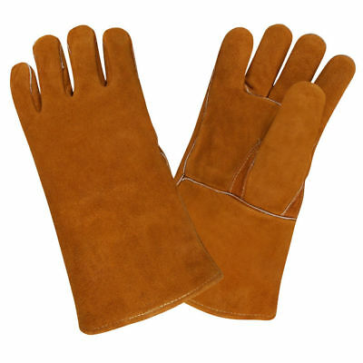 Cordova 7635 Leather Work Gloves - Welder Rancher Etc Mens Xl1 Pair
