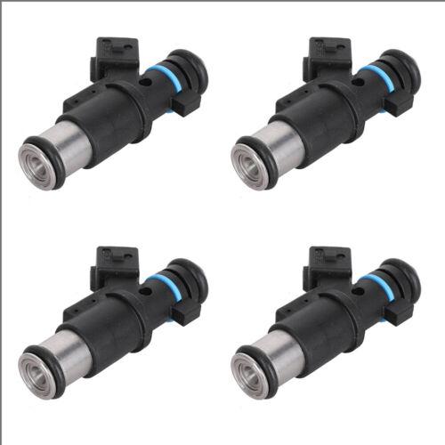 4x Citroen Berlingo c2 c3 saxo Xsara 1.4 i Petrol Fuel injecteur de h001 01f002a
