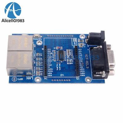 Hlk-rm04 Tcp Ip Ethernet Converter Module Serial Rs232 Uart To Wan Lan Wifi