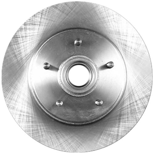 Disc Brake Rotor-Premium Brake Rotor Front Bendix PRT5654