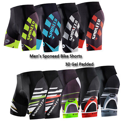 Best Cycling Shorts for Men Non-Bibs Cycling Pants Half Sleeve Triathlon