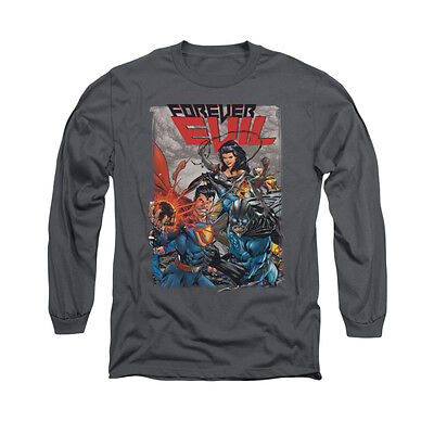 Trevco Justice League Crime Syndicate Licensed Men's Long...