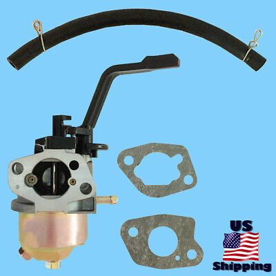 Red Lion Carburetor W Gaskets Line For 5rlag-2l 5.5hp Gas Water Pump