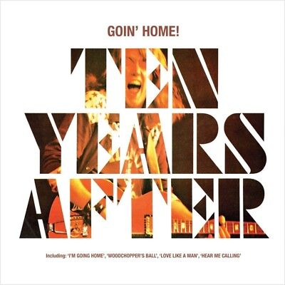 TEN YEARS AFTER GOIN' HOME VINYL LP - New Release November 9th 2018