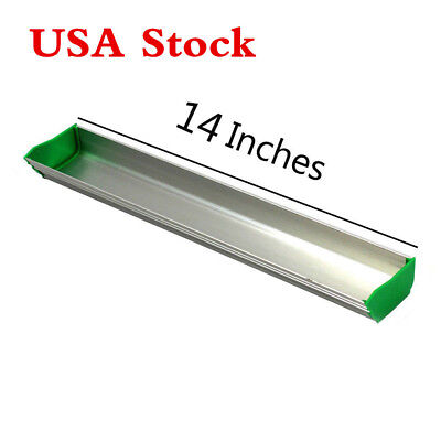 Usa 14 35cm Silk Screen Printing Emulsion Scoop Coater Aluminum Coating Tool