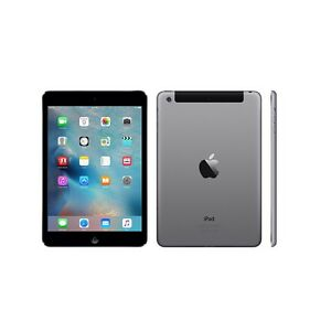 iPad Mini 2 with wifi and cellular 16gb