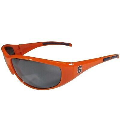 Syracuse Orange Wrap Sunglasses Sports NCAA UV Shades College Glasses Fan (Syracuse Sunglasses)