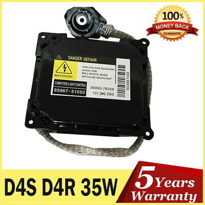 Factory HID OEM Replacement Ballast D4S/D4R For 2006-09 Toyota Prius 85967-52020 09 Factory Replacement