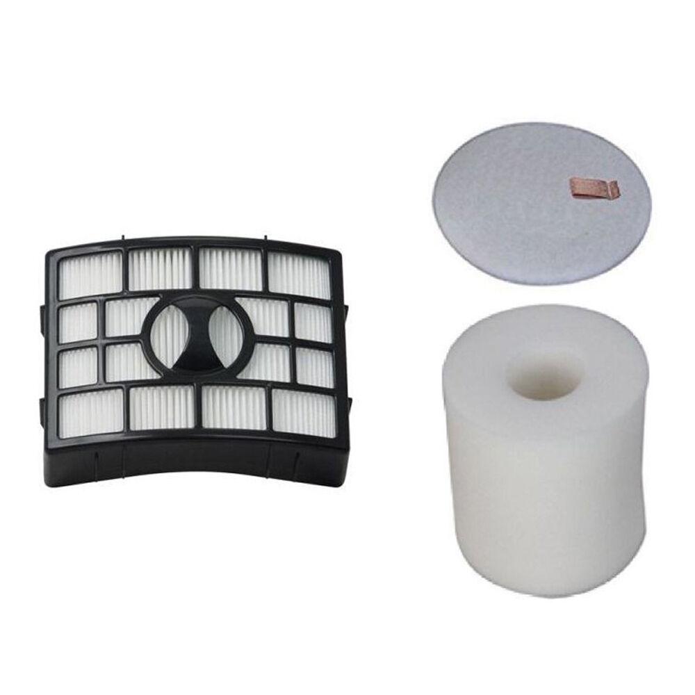 Vacuum Cleaner Lift-away Foam Felt Filter Set For SHARK