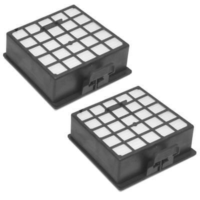 2x Ersatz HEPA Luft Filter für Siemens VS06G... VSX 3..Serie VSX 32000-32999 - Ersatz-hepa-luft-filter