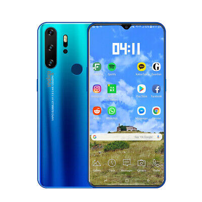 p1 android pie smartphone by 6 3in