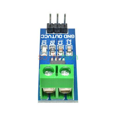 Acs712 5a Current Sensor Current Detect Range Module For Arduino New Design
