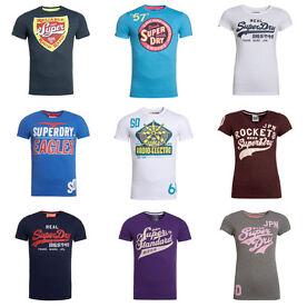 Superdry T-Shirt für Damen & Herren versch. ModelleB-Ware