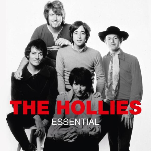 THE HOLLIES ( NEW SEALED CD ) ESSENTIAL / GREATEST HITS COLLECTION VERY BEST OF