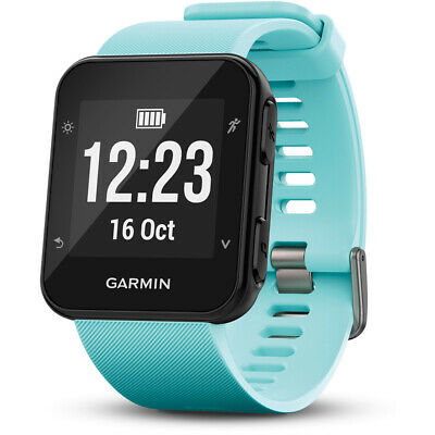 Garmin Forerunner 35 GPS Running Watch & Activity Tracker - Frost Blue