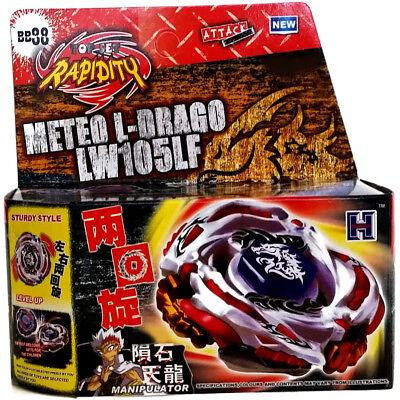 Meteo L-Drago Beyblade LW105LF BB-88 metal masters - BRAND NEW - IN RETAIL BOX!