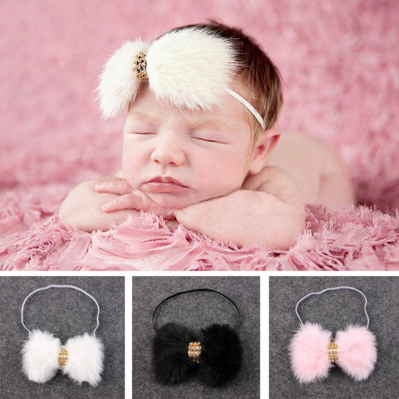 Niedlich Hase Blumenblumen Haarband Bogenknoten Stirnband Turban