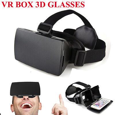 New 3rd VR Headset Virtual Reality VR BOX Goggles 3D Glasses Google Cardboard