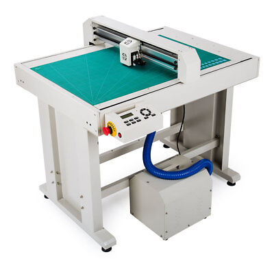 Digital Flatbed Cutter Flatbed Plotter Die Cutter Table Usb Sd Card Port 110v