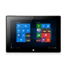 """iRULU Walknbook 10.1"""" Windows 10 2+32GB 2in1 Intel Tablet Laptop WiFi HDMI Metal"""