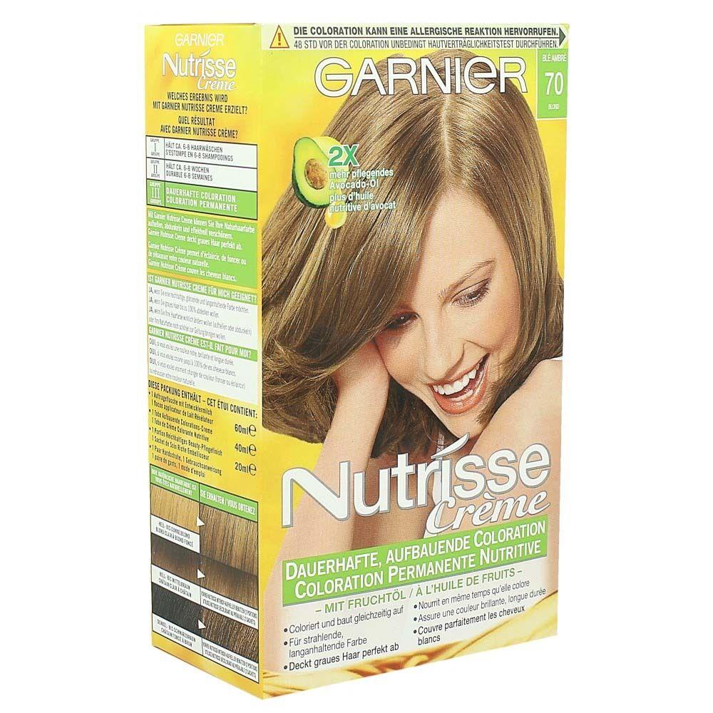 Garnier Nutrisse Cremehaarfarbe 70 Blond