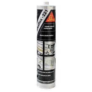 Sikaflex 221 BLACK Adhesive Sealant for Campervans Motorhomes Boats