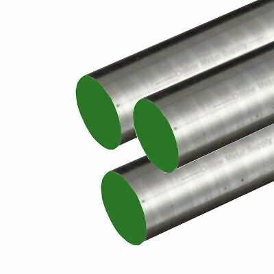 1018 Cf Steel Round Rod 0.250 14 Inch X 48 Inches 3 Pack