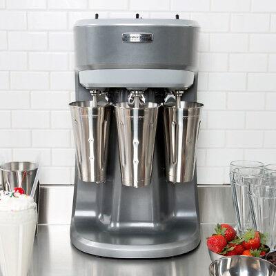 Hamilton Beach Commercial Drink Mixer Milkshake Maker - 3 Speeds Triple Head