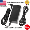 for HP 19.5V 2.31A Laptop Power Supply Cord 45w AC Adapter N