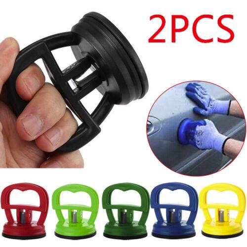 2PC Mini Car Dent Repair Puller Suction Cup Bodywork Panel Sucker Remover Tool