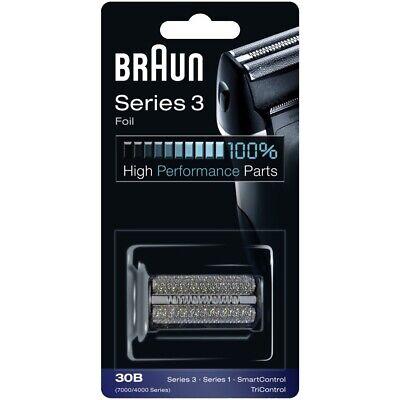 Braun Schersystem 30 B Rasierer-Zubehör schwarz